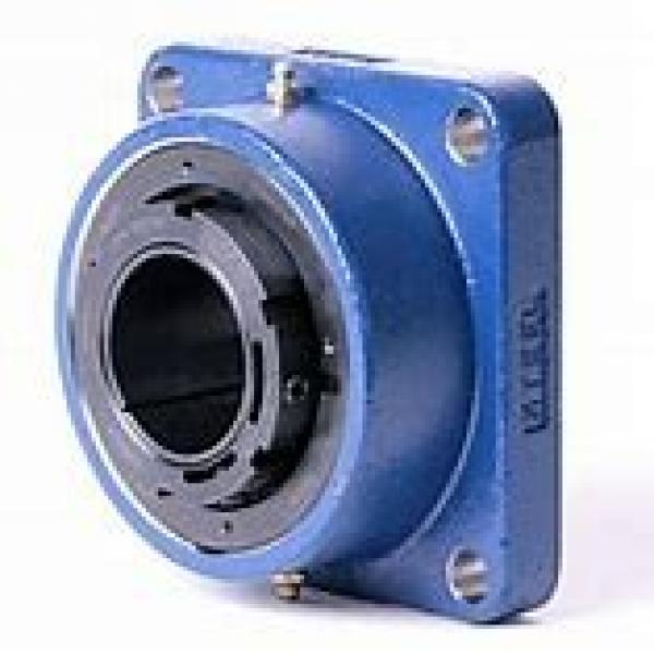 timken QAF10A050S Solid Block/Spherical Roller Bearing Housed Units-Single Concentric Four Bolt Square Flange Block #1 image