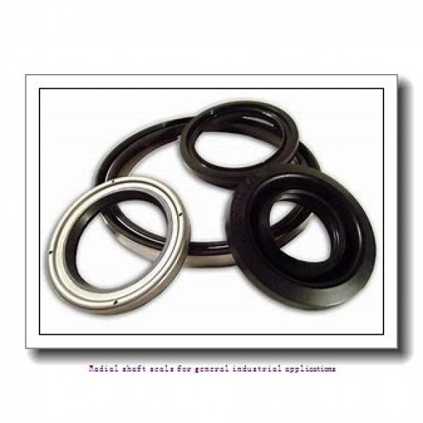 skf 4261 Radial shaft seals for general industrial applications #2 image