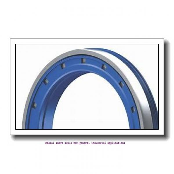 skf 10X30X7 HMS5 V Radial shaft seals for general industrial applications #1 image