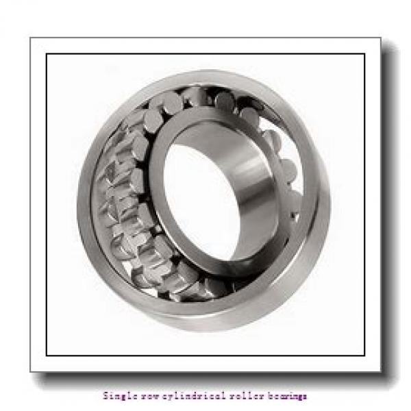 85 mm x 180 mm x 60 mm  NTN NJ2317EG1C3 Single row cylindrical roller bearings #2 image