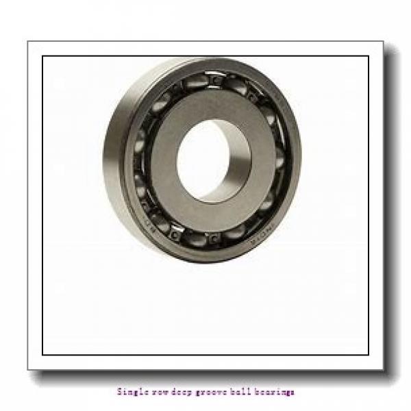 30 mm x 55 mm x 13 mm  NTN 6006LLBC3/5K Single row deep groove ball bearings #1 image