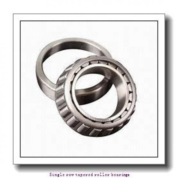 NTN 4T-28919 Single row tapered roller bearings #2 image