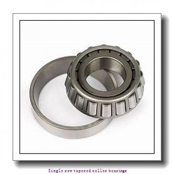 NTN 4T-28919 Single row tapered roller bearings #1 image