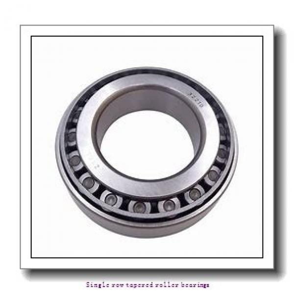 69,85 mm x 112,712 mm x 25,4 mm  NTN 4T-29675/29620 Single row tapered roller bearings #1 image