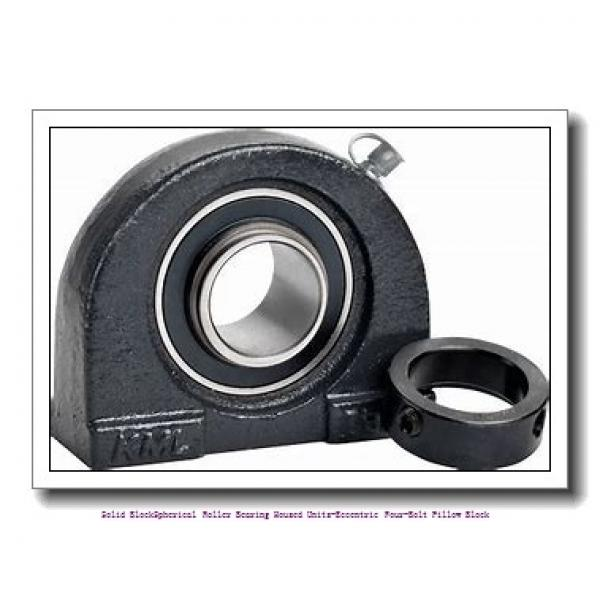 timken QMPF30J150S Solid Block/Spherical Roller Bearing Housed Units-Eccentric Four-Bolt Pillow Block #2 image