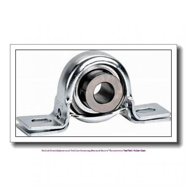 timken QMPF30J150S Solid Block/Spherical Roller Bearing Housed Units-Eccentric Four-Bolt Pillow Block #1 image