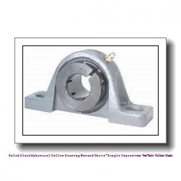 timken QAP13A060S Solid Block/Spherical Roller Bearing Housed Units-Single Concentric Two-Bolt Pillow Block #1 image
