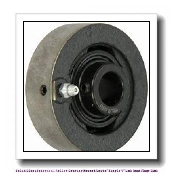 timken QVCW26V110S Solid Block/Spherical Roller Bearing Housed Units-Single V-Lock Piloted Flange Cartridge #2 image