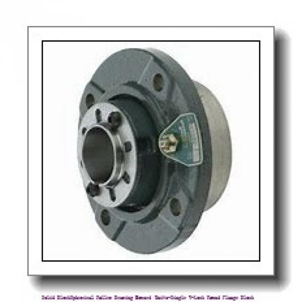 timken QVCW12V055S Solid Block/Spherical Roller Bearing Housed Units-Single V-Lock Piloted Flange Cartridge #1 image