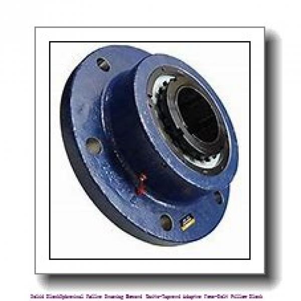 timken TAPK20K307S Solid Block/Spherical Roller Bearing Housed Units-Tapered Adapter Four-Bolt Pillow Block #1 image