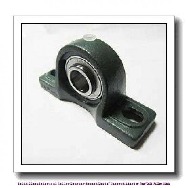 timken TAPK22K315S Solid Block/Spherical Roller Bearing Housed Units-Tapered Adapter Four-Bolt Pillow Block #1 image